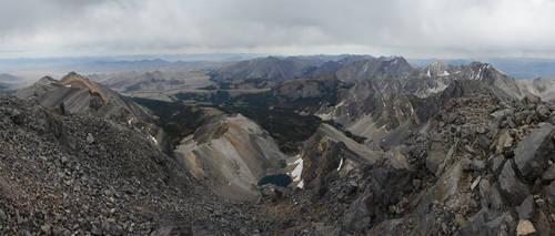 Mount Borah 6 2011-08-27 by eRality