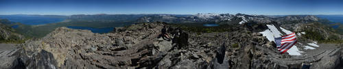 Mount Tallac 2011-08-15 1 by eRality