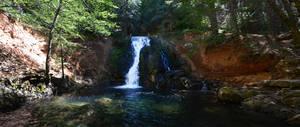 Jenkinson Falls 2011-08-19 by eRality