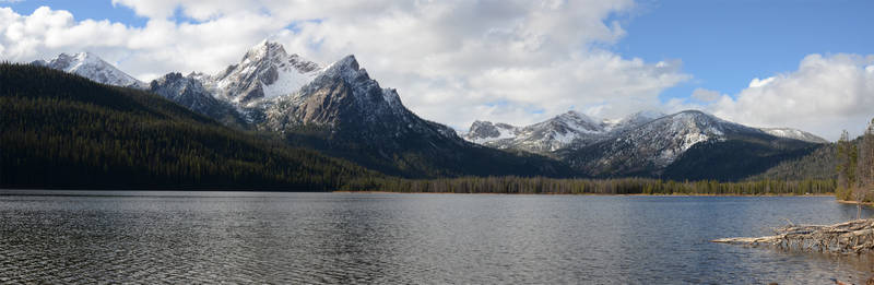 Sawtooth Stanley Lake 2011-10-08