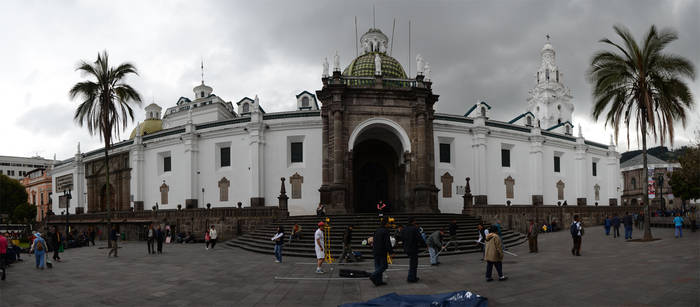 La Catedral de Quito 2012-02-18