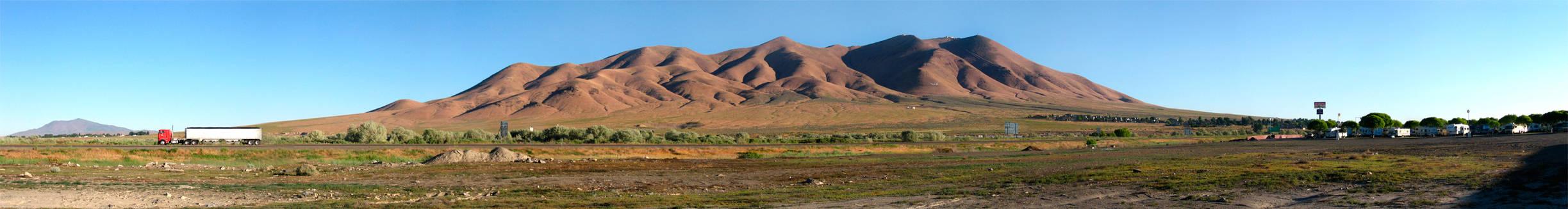 Winnemucca Mountain