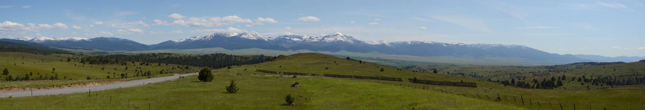 Strawberry Mountain 2011-06-17
