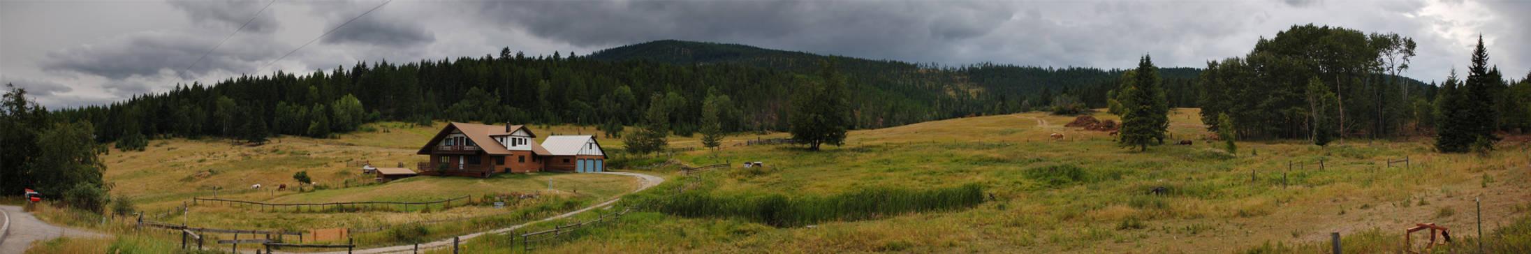 Kalispell Ranch 2007-08-19