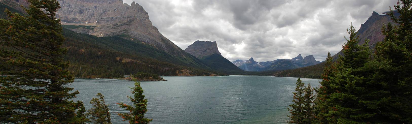 Saint Mary Lake 1 2007-08-20