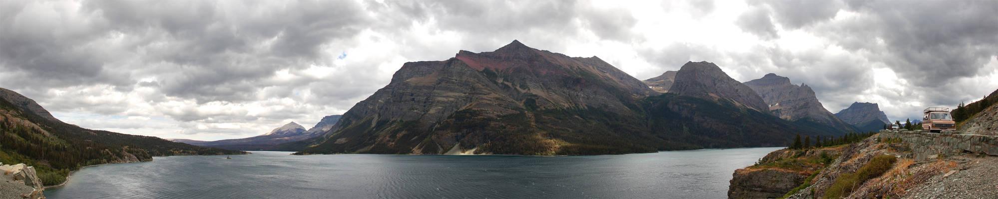Saint Mary Lake 2 2007-08-20