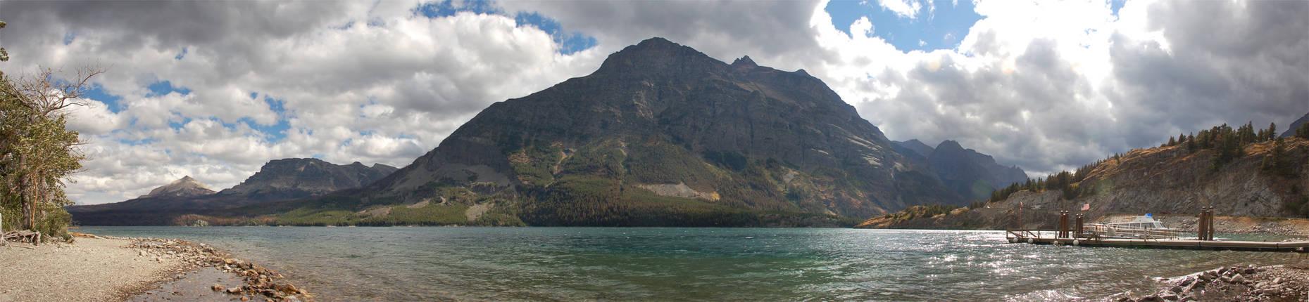Saint Mary Lake 3 2007-08-20