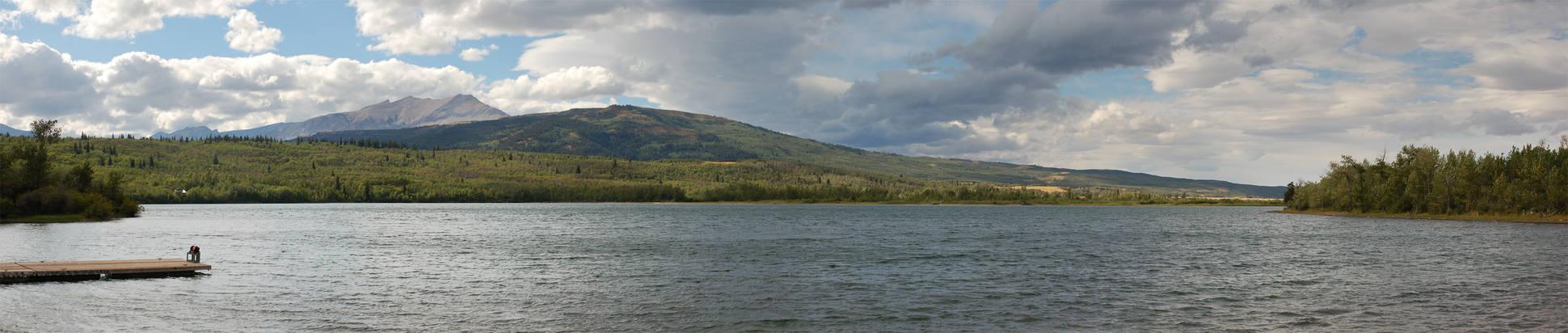 Lower Saint Mary Lake 2007-08-20