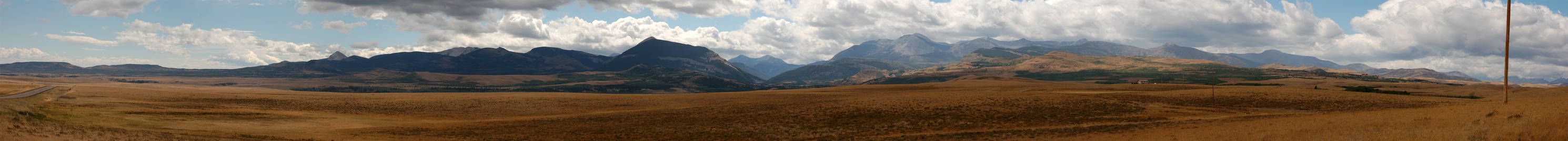 Rocky Mountain Front 2007-08-20