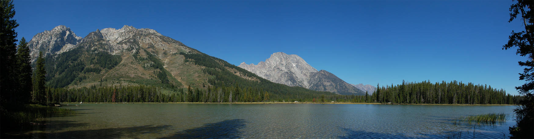 Teton String Lake 2 2007-08-25