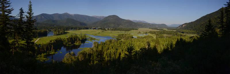 Clark Fork River 2012-06-25