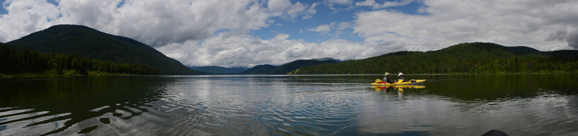 Upper Priest Lake 2012-06-26 2