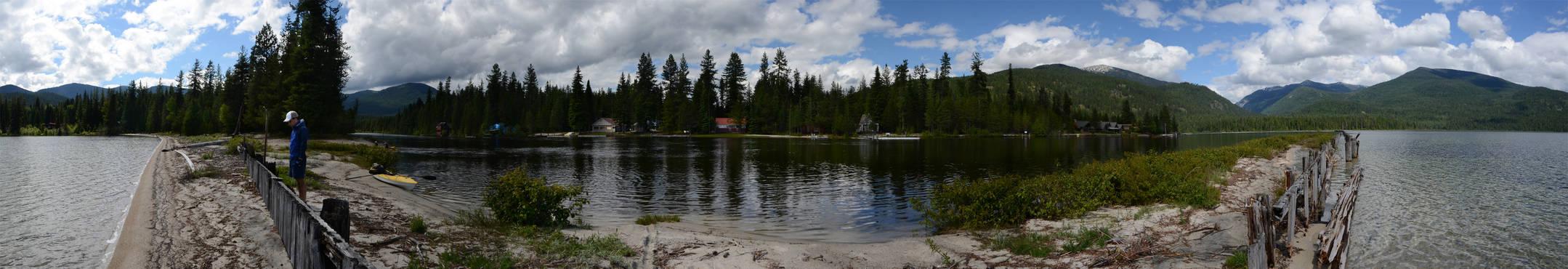 Priest Lake 2012-06-26 2