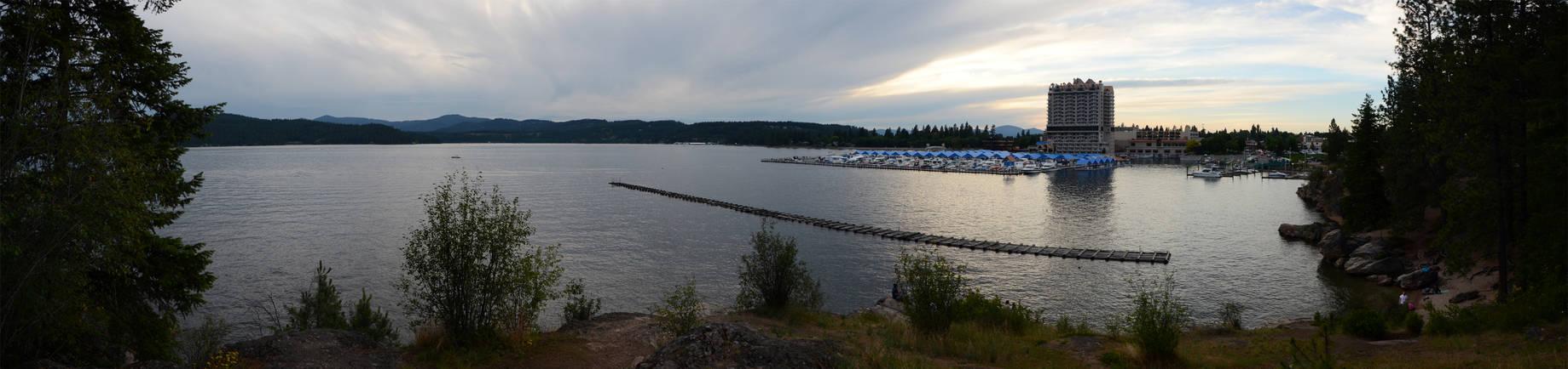 Lake Coeur d'Alene 2012-06-28