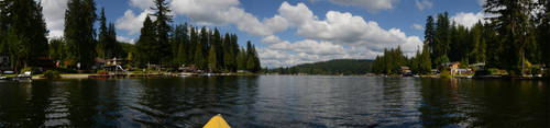 Lake Roesiger 2012-08-31 1 by eRality