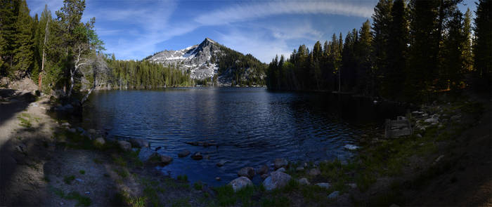 Louie Lake 2012-10-23