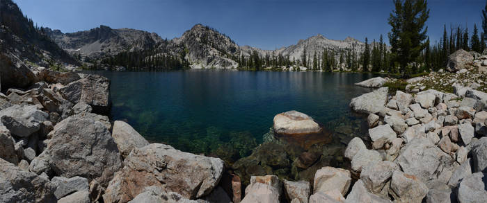Sawtooth 360 Lake 2012-08-03 1
