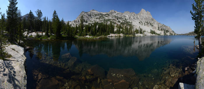 Sawtooth Leah Lake 2012-08-03 1