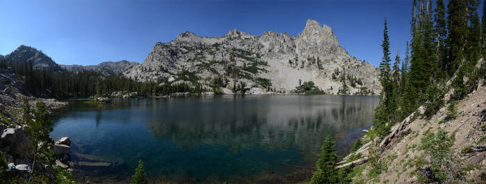 Sawtooth Leah Lake 2012-08-03 4