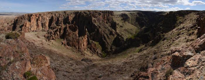 Jump Creek Canyon 2013-04-21 3