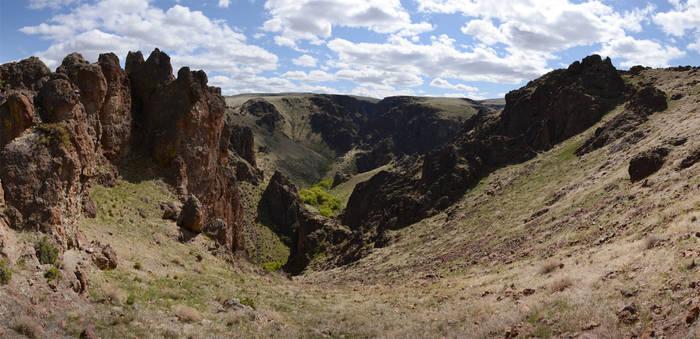 Jump Creek Canyon 2013-04-21 2