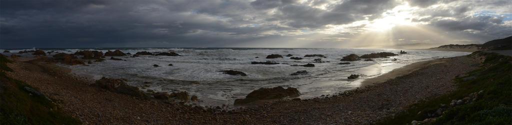 Buffels Bay Sunset by eRality