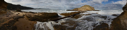 Tide Rushing In by eRality