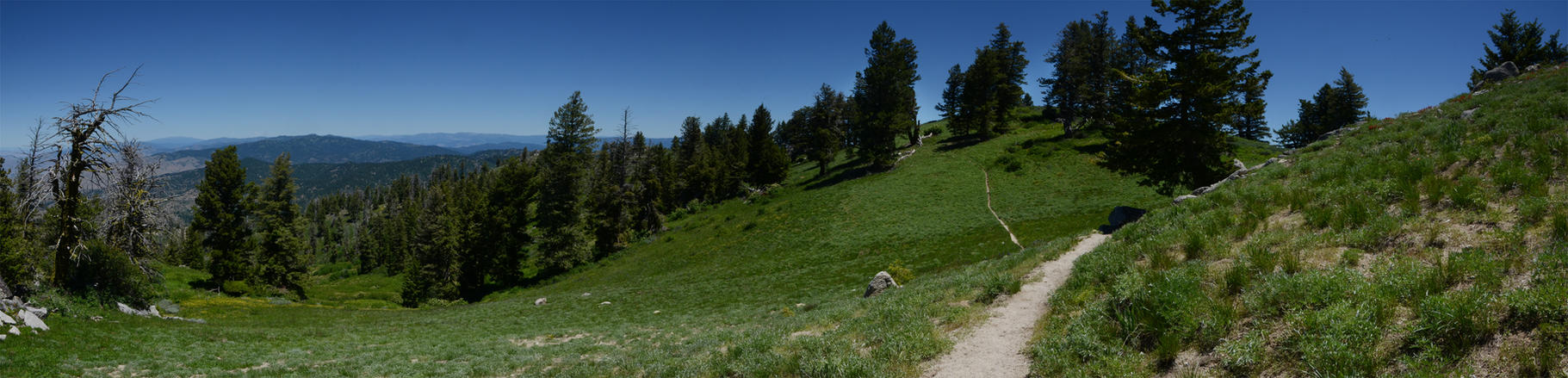 Shafer Butte Hike by eRality