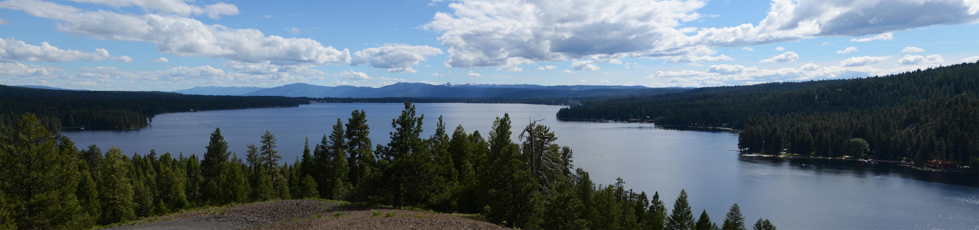 Payette Lake by eRality