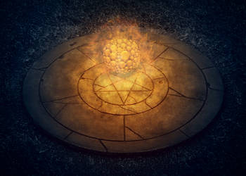 Pentacle by icedheartgd