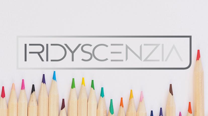 IRIDYSCENZIA new logotype