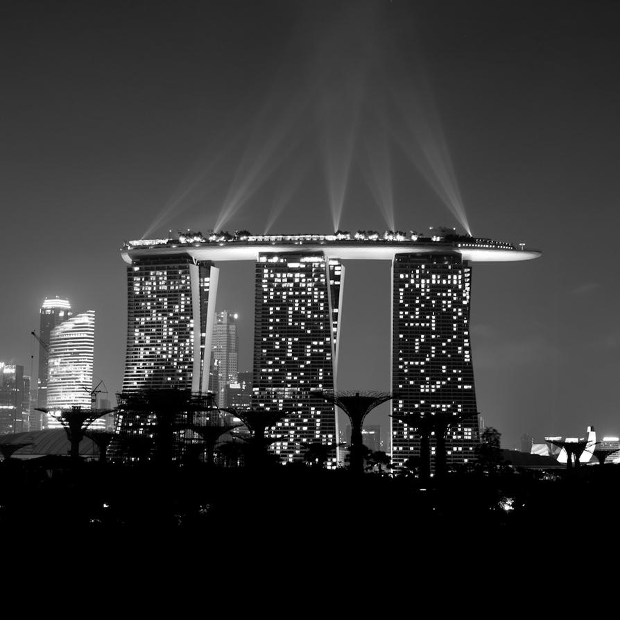 Marina Bay Sands by markeatworld