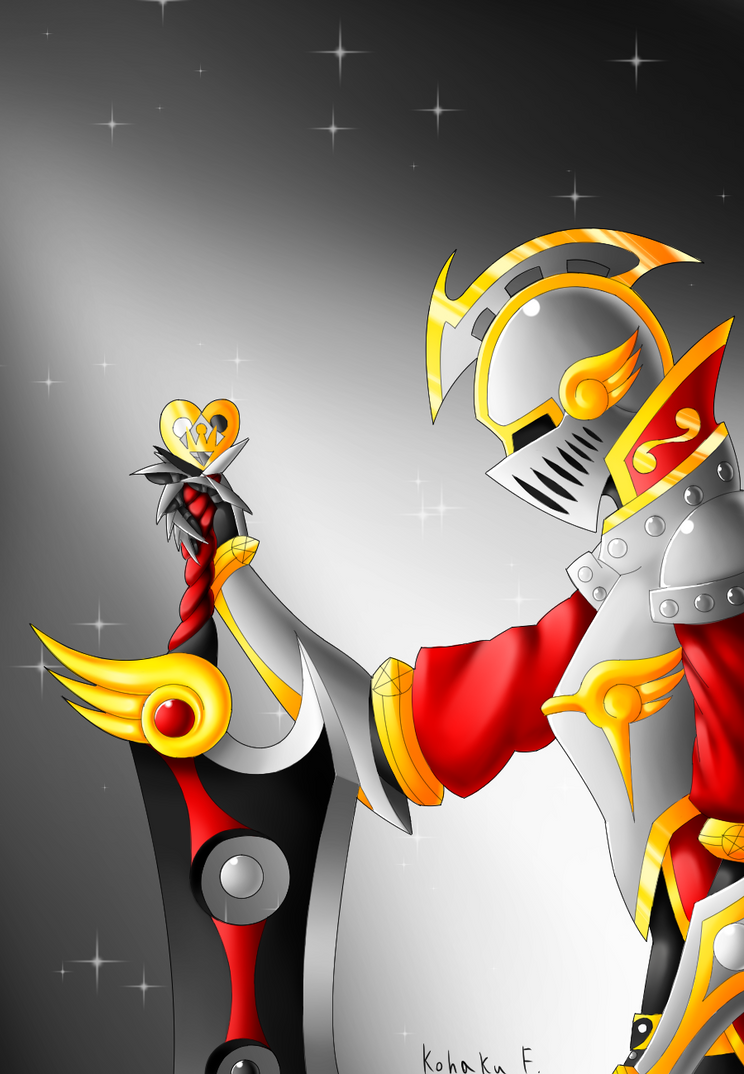 Harmonix Knight by Kohaku-Forsagia