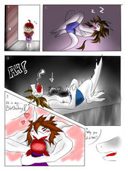 Happy birthday Kwon, Fatherly Love Part 3 by Dragonlover2170