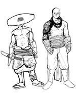 Character studies by diegodorn