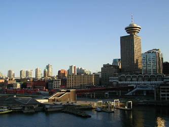 Vancouver Buildingscape by trav1085
