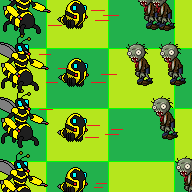 Turnet turrepod vs zombies by KuwabaraVSYusuke