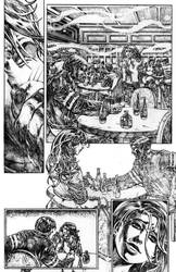 angel page 2 pencils (by Frank Martin)