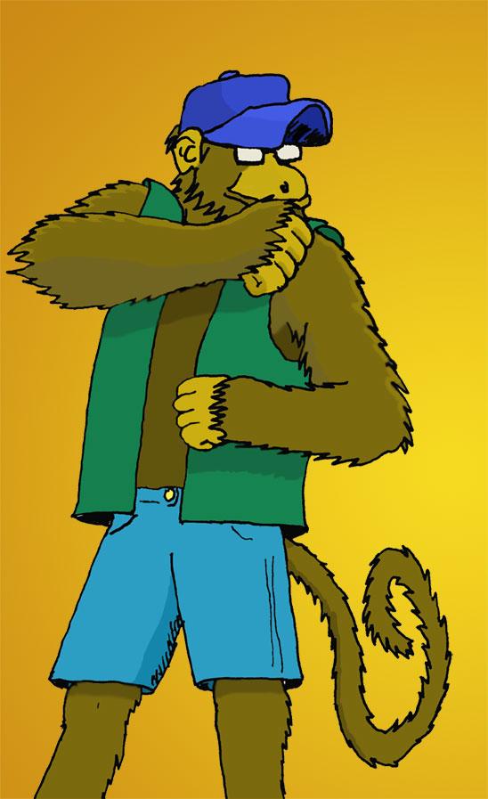Modern Monkey King 1 by Shinbone