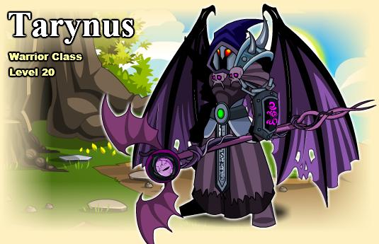 AQW-Chaos Battlemage Tarynus by SirFailsalot91 on DeviantArt