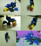 Luna x Fluttershy on ebay