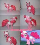 Pinkie Pie, finished!
