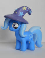 Mini Trixie by EarthenPony