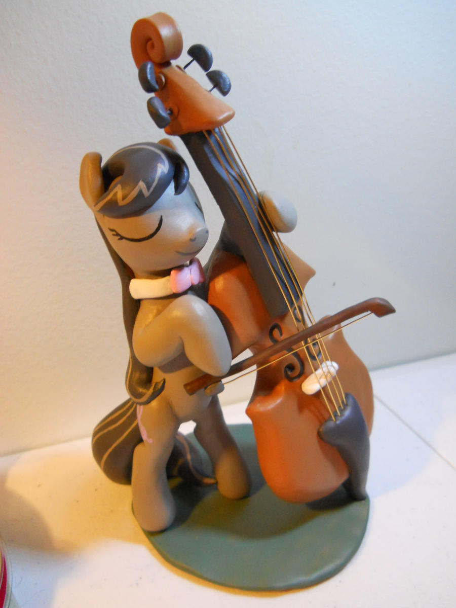 Octavia Commission by EarthenPony