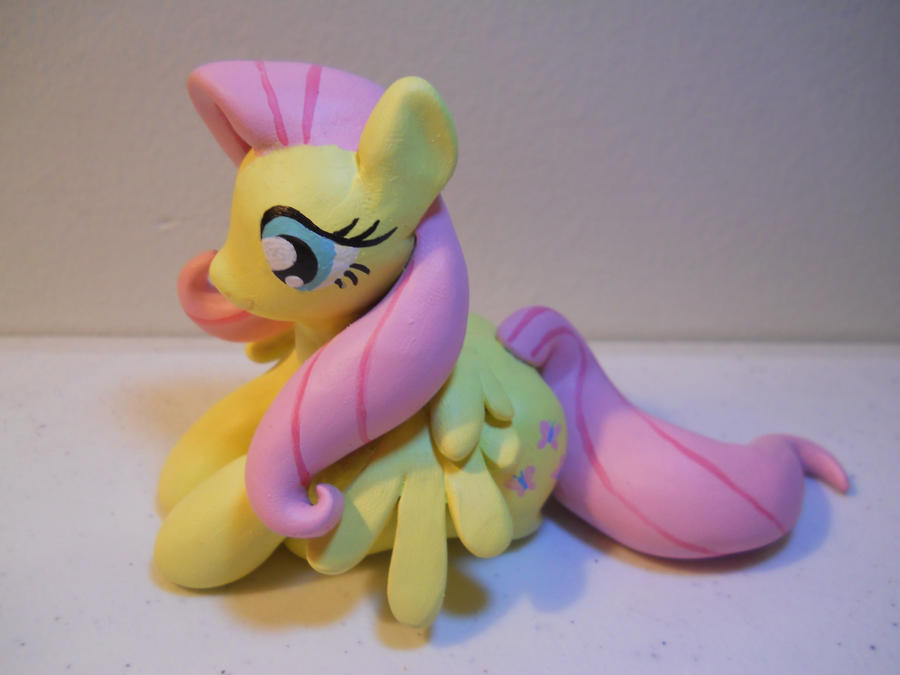Fluttershy (Free custom pony winner) by EarthenPony