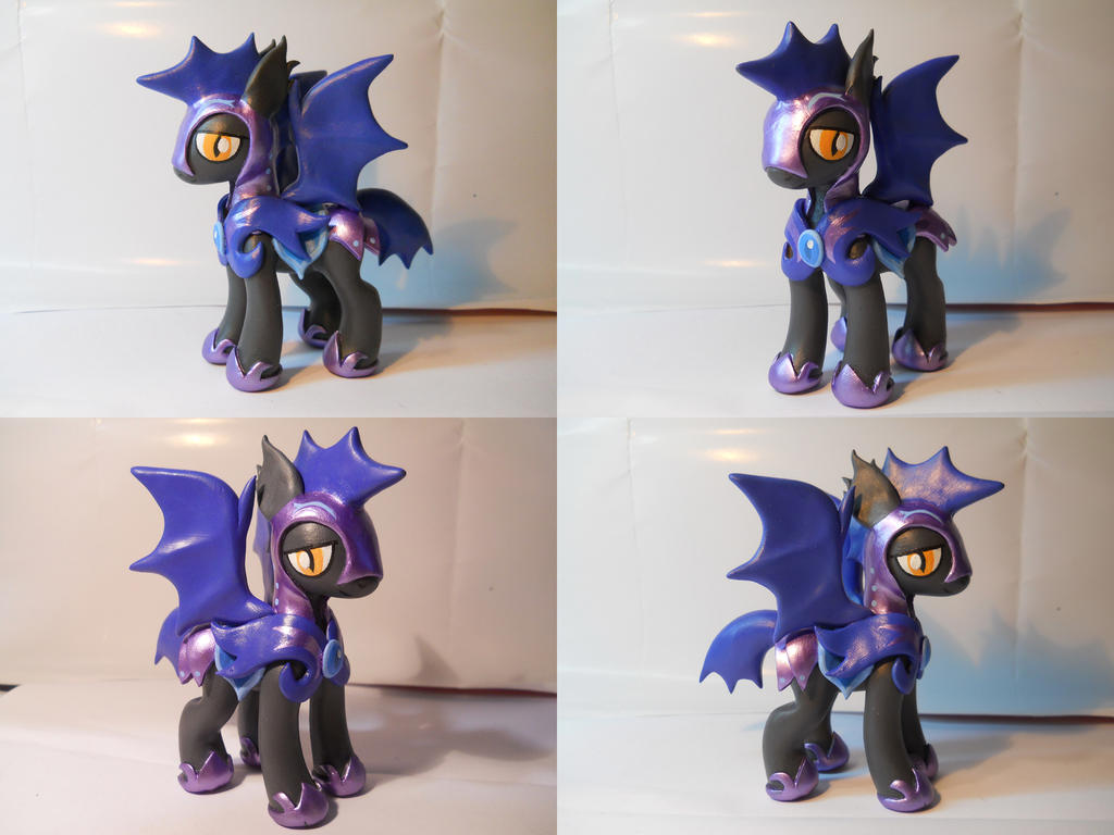 Luna S Royal Guard Now On Ebay By Earthenpony On Deviantart