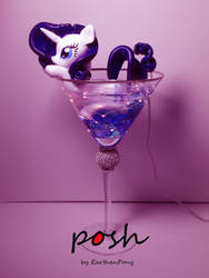 Posh Glass Advert