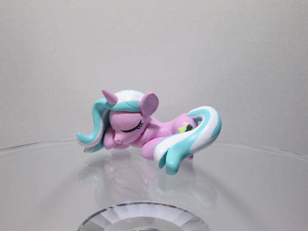 Mane Event Bronycon Mascot Sculpture by EarthenPony