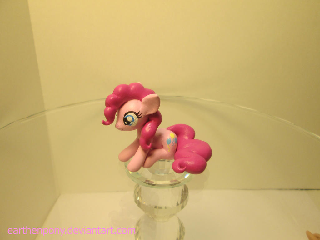 PInkie Pie for personal Fundraiser! by EarthenPony