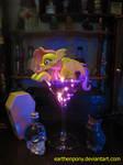 Flutterbat Spirits by EarthenPony